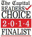 The Capital Readers Choice 2014 Finalist